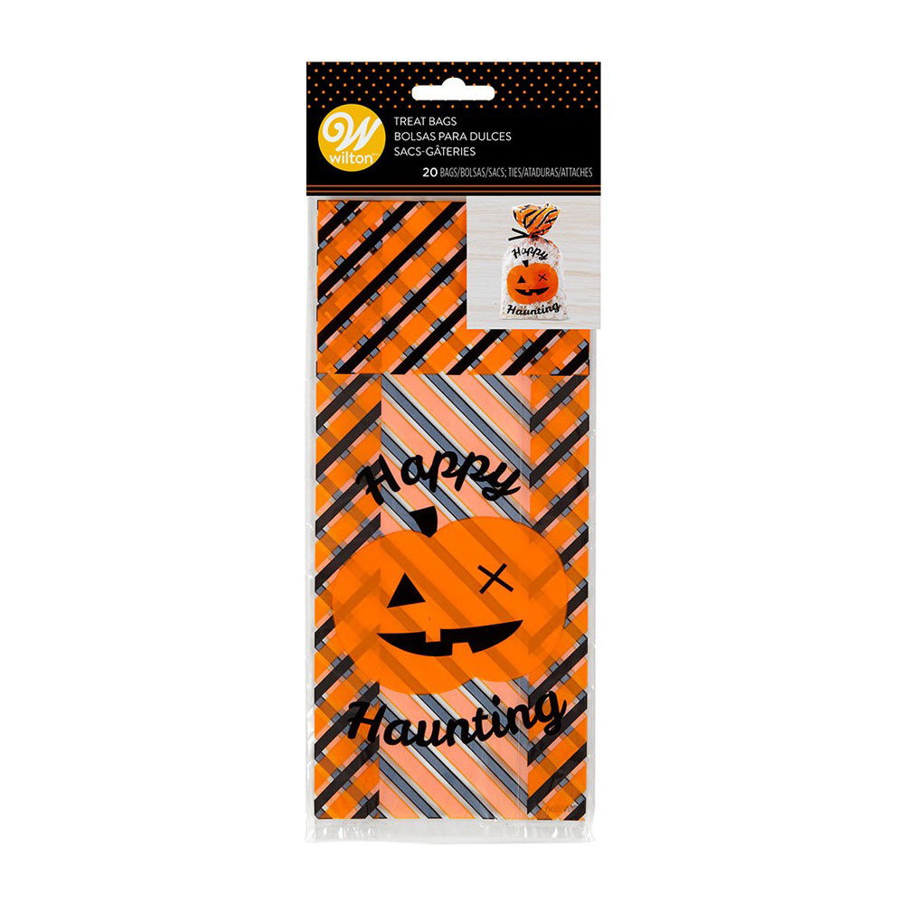 wilton treat bag happy haunting