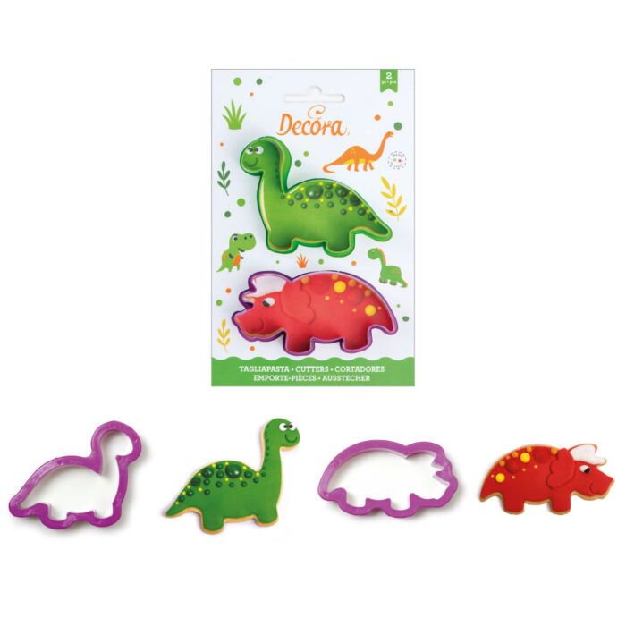 dino cookie cutters