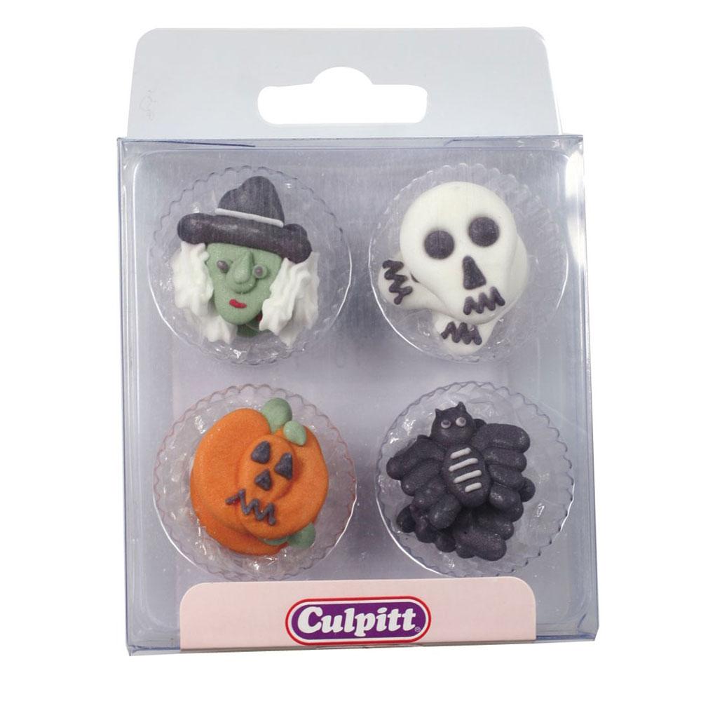 halloween sugar pipings