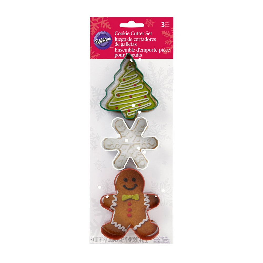 christmas gingerbread cookie cutter