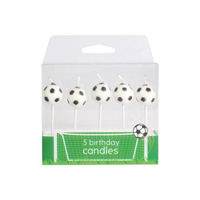 football candles