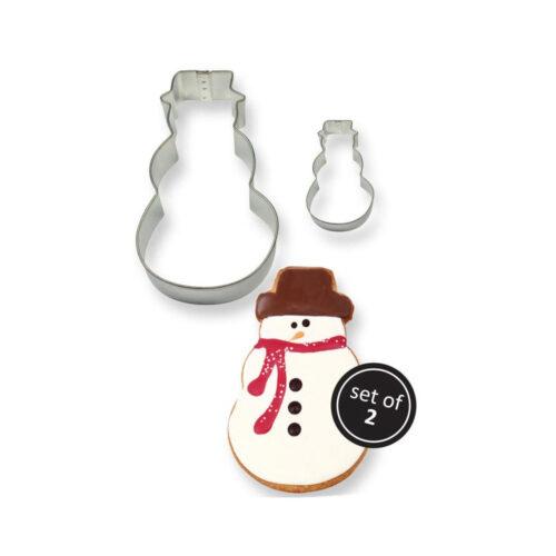 snowman cookie cutter