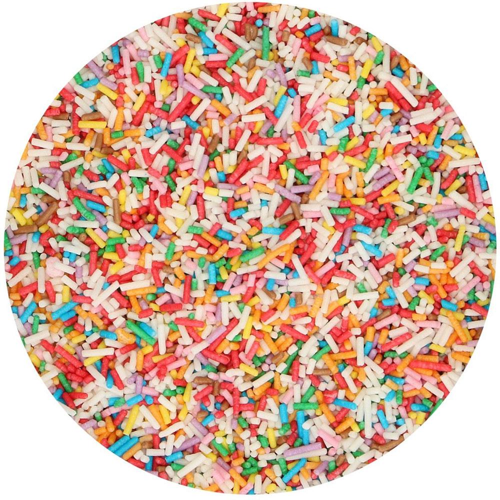 sugar strands multi colour
