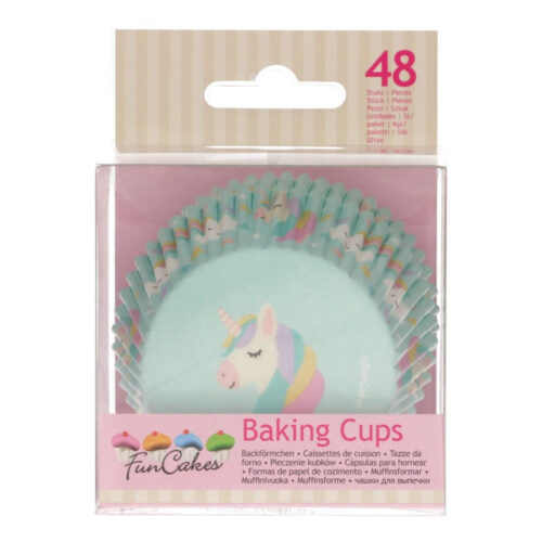 unicorn cupcake case