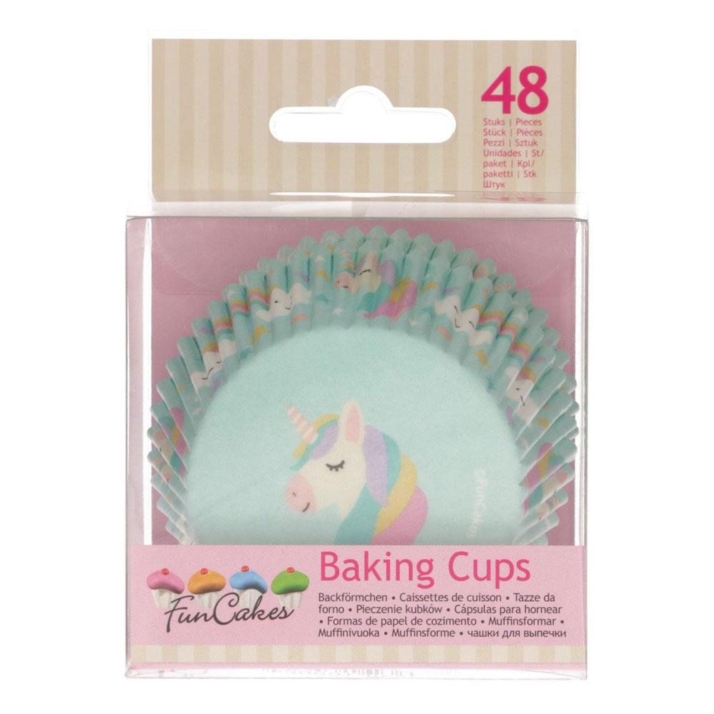 unicorn cupcake case