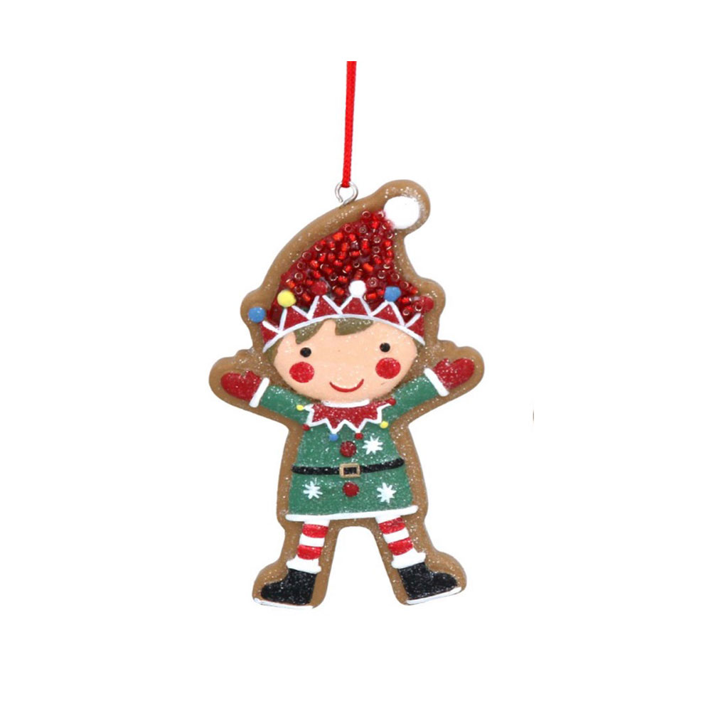 elf christmas jumping