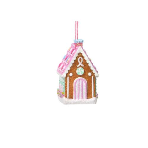 gingerbread house christmas-tall