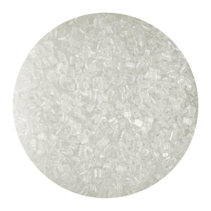 glitter sugar white