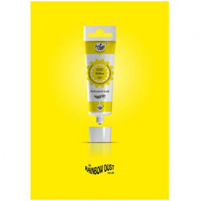 progel yellow