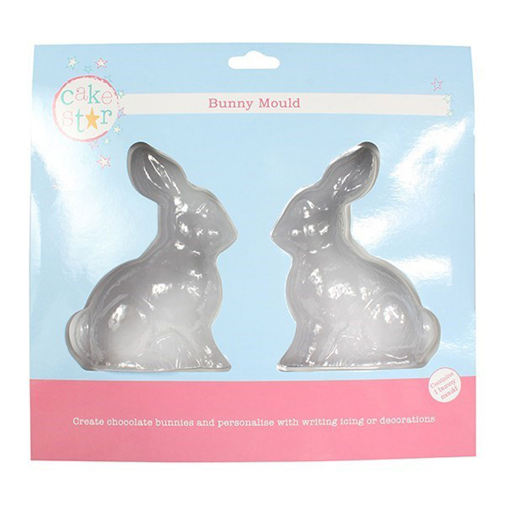 bunny chocolate mould