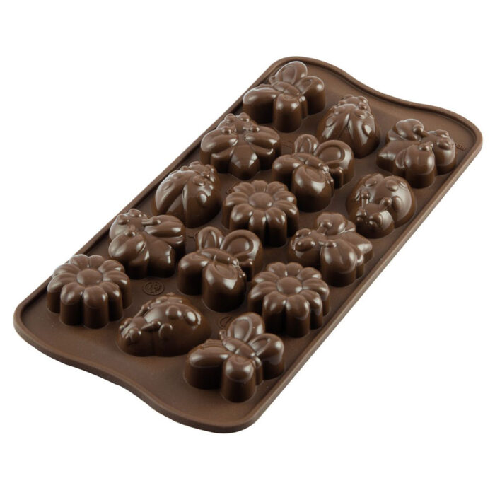 chocolate mould easter spring