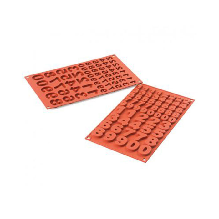 chocolate moulds numbers