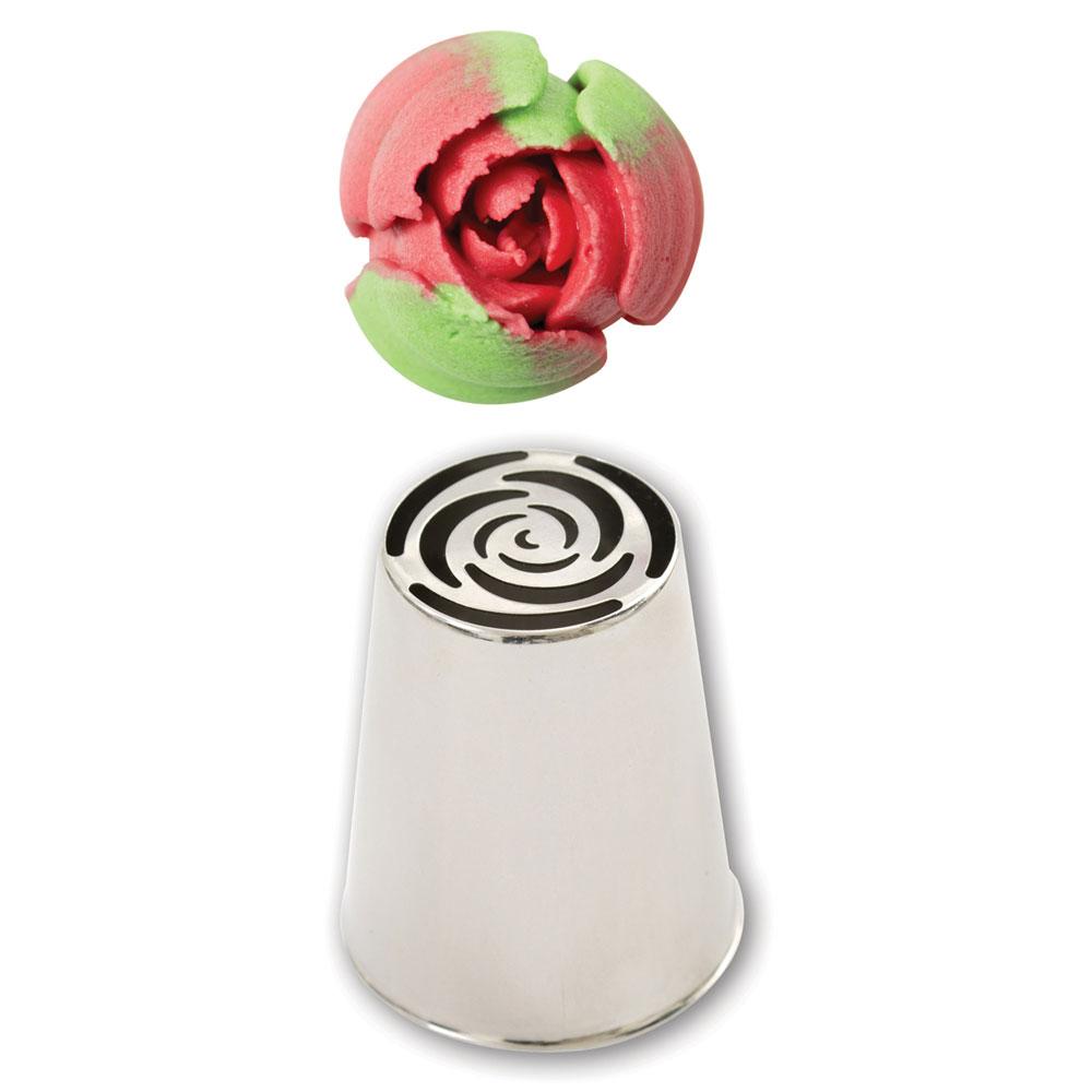 flower tip rose bud