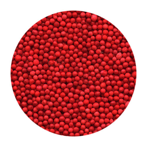 red non pareils