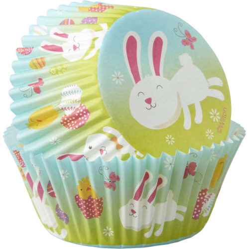 wilton easter cupcake cases