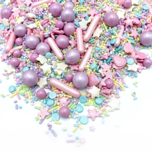 pastel vibes happy sprinkle mix