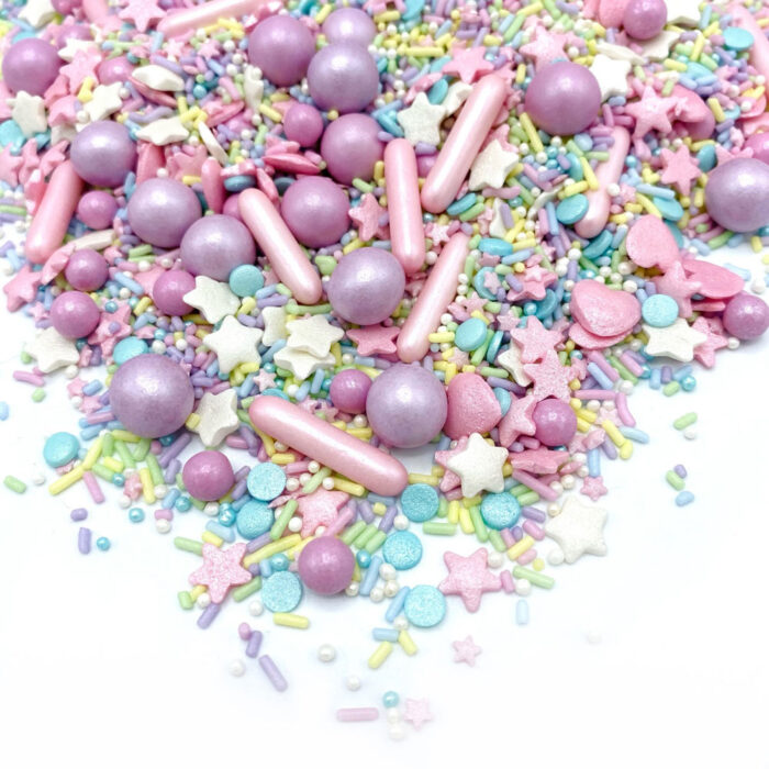 pastel vibes happy sprinkle mix