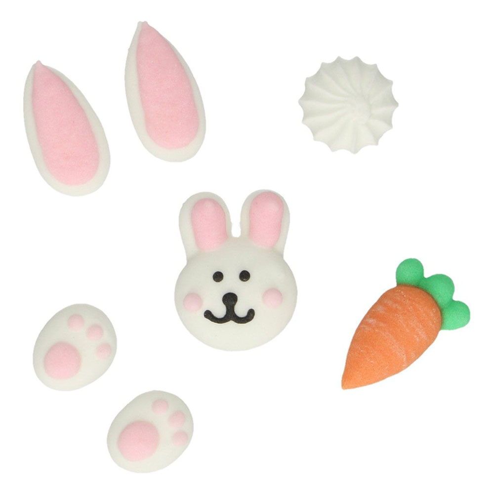 easter bunny decoartions