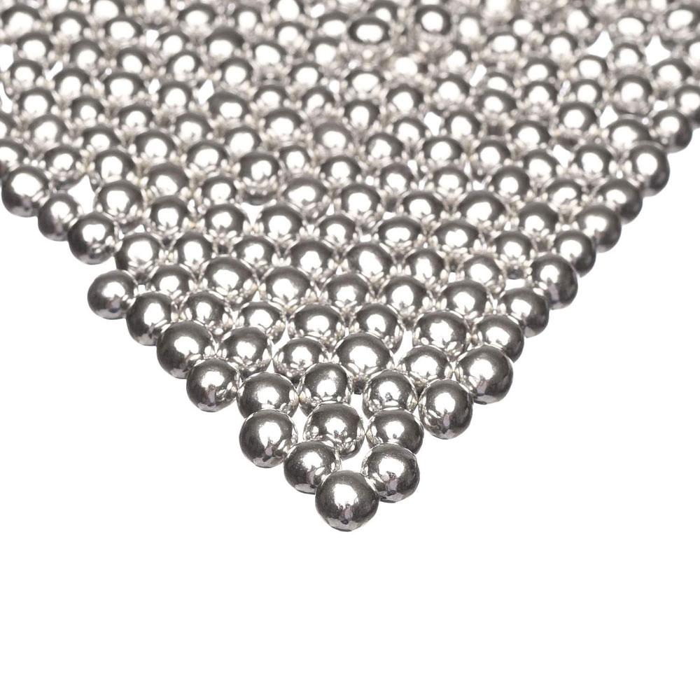 happy sprinkles silver pearls chocolate