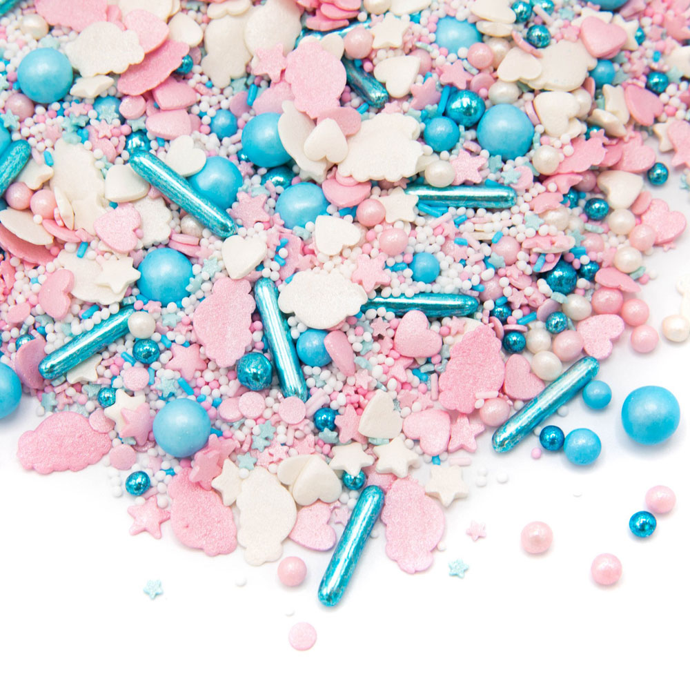sweet dreams pink and blue