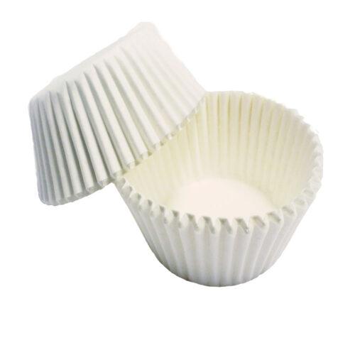 pme white cupcake cases