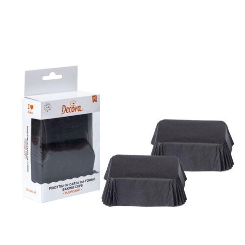 mini loaf cases black