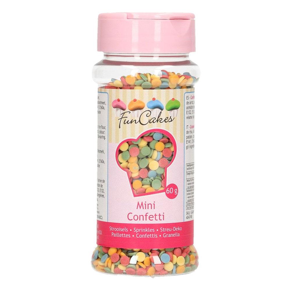 mini confetti
