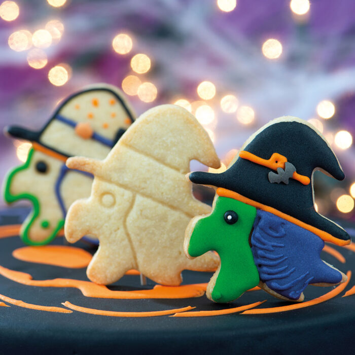 decora halloween cutter witch