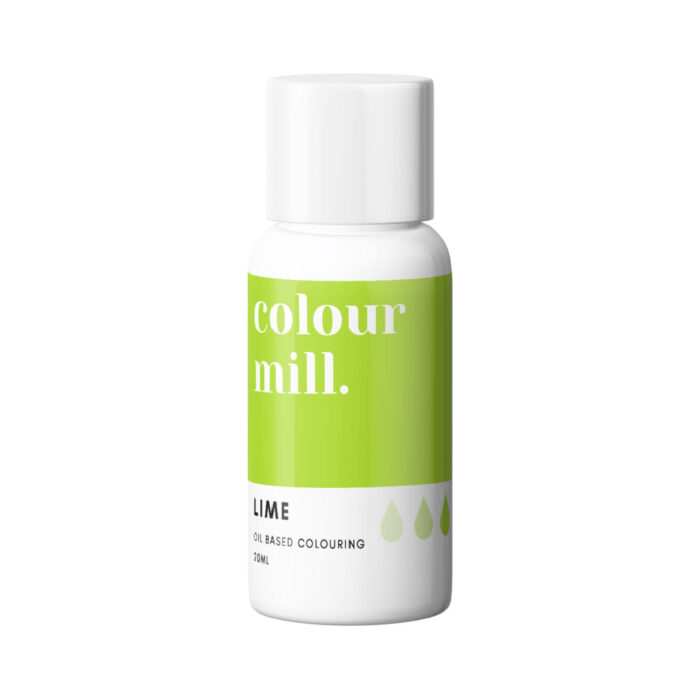 colour mill lime