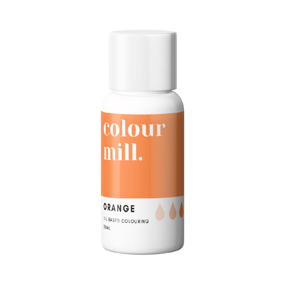colour mill orange
