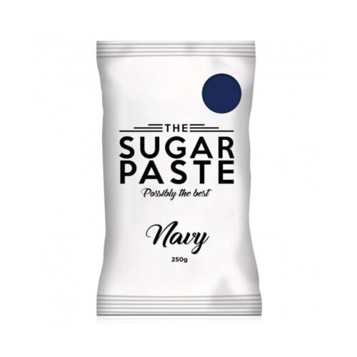 the sugarpaste navy