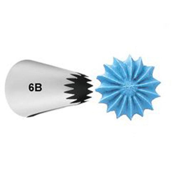 wilton 6B piping tip