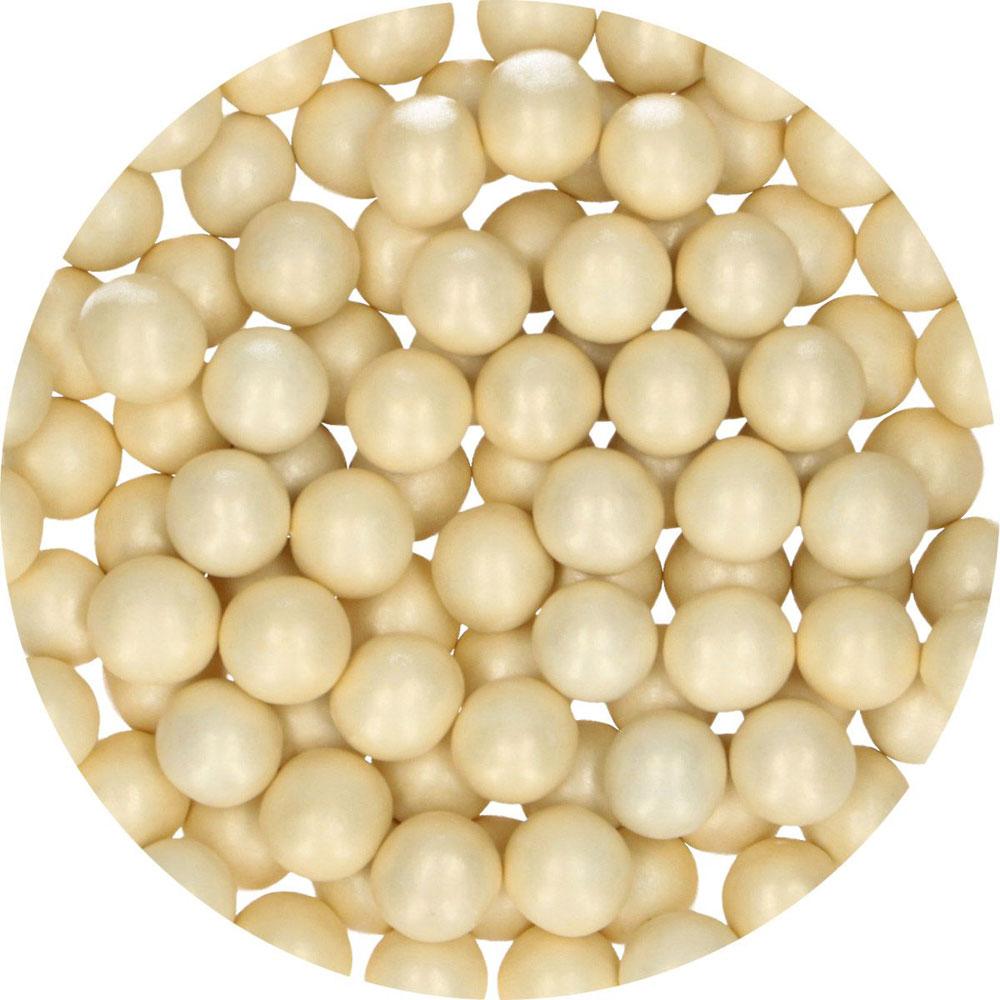 chocolate pearls ivory