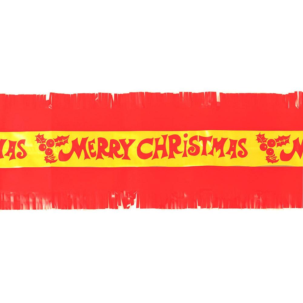 merry christmas christmas cake frill
