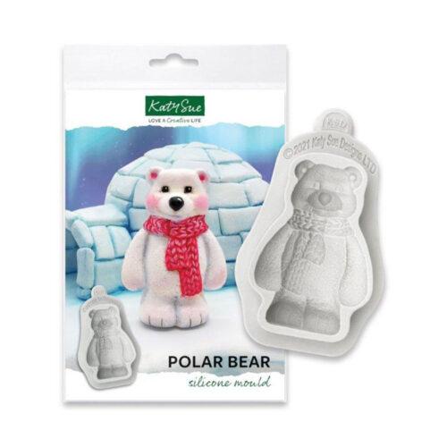 polar bear mould