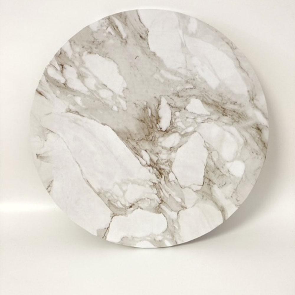 white marble masonite board