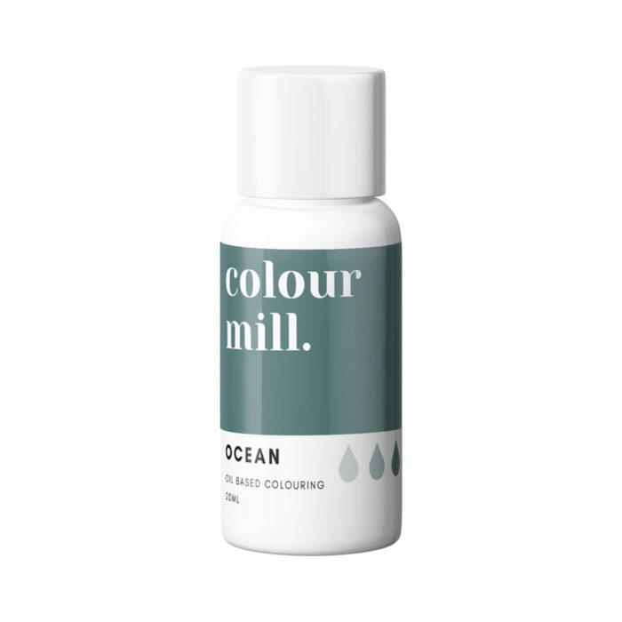 Colour Milll ocean