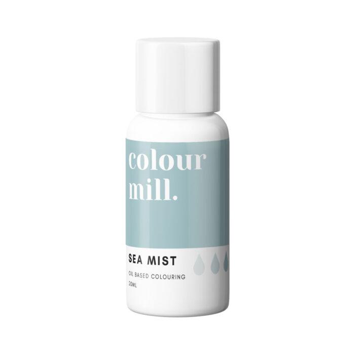 colour mill sea mist